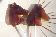 8 Horse Horses Lollipop Sucker Party Favor by CustomCandyCreations (Home & Living, Food & Drink, Candy, Lollipops, candy, sweet, gift, lollipop, sucker, party favor, ootbs, centerpiece, horse, pony, riding)