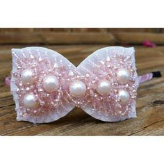 Our Pearl Bow Headbands are detailed, high quality, and hand made. Check out these and other children's headbands at www.PinkCottonLLC.com  #kids #accessories #headband #bow #pearl  #beaded #quality #handmade #cute #fun #pinkcotton #pageforgirls #unique #fashion #boutique #shop #follow @Pink_Cotton_