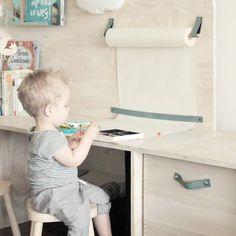 Indie-ish handgreep handvat leer lusje Kids Bedroom Boys, Big Boy Bedrooms, Play Corner, Kids Corner, Playroom Rug, Toddler Rooms, Kids Room Design, Kidsroom, Children's Place