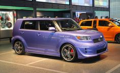 Scion Xb..Im def a scion girl