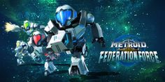 Metroid Prime Federation Force will be released August 19th for the Nintendo 3DS. Take control of cadets looking to be great hunters like Samus Aran … Via Gamespresso