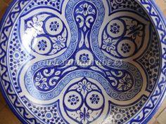 Ceramica marroquí.