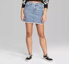 Skirts Wild Fable Ruffled Chiffon Lined Skirt Sz Xxl Women's Clothing