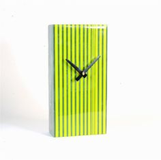Hey, I found this really awesome Etsy listing at https://www.etsy.com/listing/34020719/contemporary-clock-cast-concrete-and