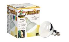 $45.52-$106.62 The PowerSun™ UV is a self-ballasted mercury vapor lamp which emits UVA, UVB and heat all in one lamp! Fits into a standard ceramic socket. (No ballast needed.) The 160 Watt projects UVB up to several feet from the lamps surface and is ideal for large terrariums or bird aviaries. Features include quality nickel plated threads to prevent corrosion, and a full one year warranty!