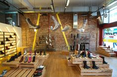Dr. Martens Seattle Pop-up Shop
