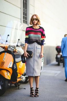 60 Head-To-Toe-Amazing Street Style Snaps From Milan Fashion Week