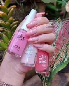 New Nail Art, Nail Decorations, Perfect Nails, Nail Polish Colors, Nail Arts, Manicure And Pedicure, Nail Inspo, Nails Inspiration, Perfume