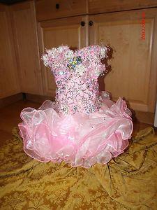 Glitz Dresses For Sale | National Glitz Pageant Dress | eBay