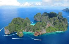 ko phi phi tailandia