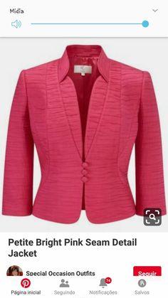 Blazer Business Outfits, Business Fashion, Blazer Jackets For Women, Mode Chic, Stylish Jackets, Cashmere Coat, Dress For Success, Pakistani Dresses, Jacket Style