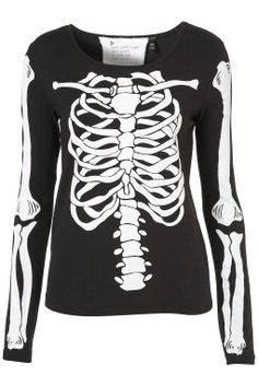 Skeleton top.