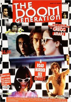 The Doom Generation - Gregg Araki - 1995