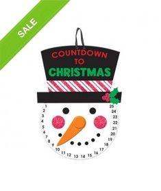 Cu tablita Countdown Craciun, tematica festiva, decorata cu un simpatic om de zapada, sub forma de ceas, este usor sa numarati zilele ramase pana la Craciun, alaturi de cei mici. Dimensiuni: 40cm x25cm Pret: 39 Lei #craciun #cadouri #decoratiuni #santa Christmas Countdown, Christmas Ornaments, Lei, Holiday Decor, Christmas Jewelry, Christmas Decorations, Christmas Decor