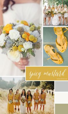 Spicy Mustard Color Inspiration – Pantone Fall 2016