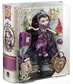 En Ucuz Ever After High Karar Günü Bebekleri Raven Queen