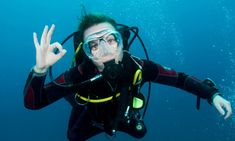Jim Abernethy's Scuba Adventures - Lake Park: Two-tank Scuba for One, Two, or Four from Jim Abernethy's Scuba Adventures (Up to 54% Off)