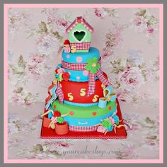 Birthday cake for my dauhter :-)