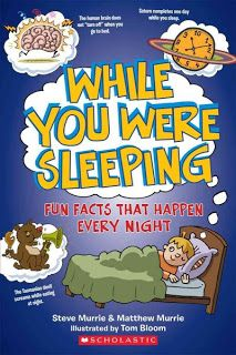 East Rockaway Public Library: Read This! Non-Fiction for Kids While you were sleeping by Steve and Matthew Murrie