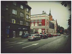 Gliwice, Wrocławska str.  Made with Retrica.
