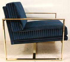 hmmurdoch: Milo Club Chair by Lawson-Fenning