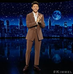 Niall Horan One Direction Harry Styles, One Direction Pictures, Irish Boys, Irish Men, Larry, Jimmy Kimmel Live, King Of My Heart, James Horan, 1d And 5sos