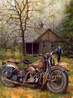 9 Simple and Creative Tips Can Change Your Life: Harley Davidson Wallpaper Pictures harley davidson accessories street glide.Harley Davidson Sportster For Sale harley davidson fat bob Davidson Drawing Paintings. Harley Davidson Kunst, Classic Harley Davidson, Harley Davidson Chopper, Harley Davidson Street Glide, Harley Davidson Motorcycles, Harley Davidson Pictures, Vintage Harley Davidson, Motorcycle Posters, Chopper Motorcycle