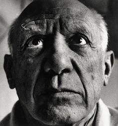 'Picasso'  Richard Avedon.