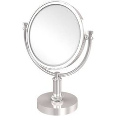 8 inch Vanity Top Make-Up Mirror, 3x Magnification (Build to Order)