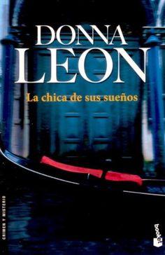 La chica de sus sueños  Donna Leon