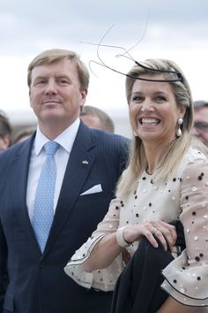 Pin for Later: 9 Well-Known Commoners Who Married Royals Queen Maxima of the Netherlands