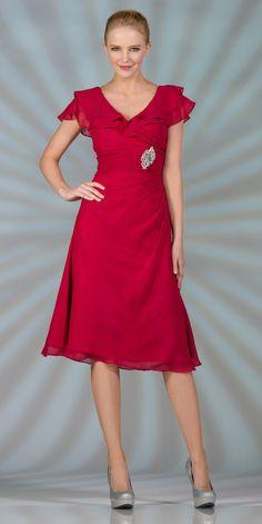 short red bridesmaid dresses tea - All Bridesmaid Dresses Knee Length Dresses, Short Sleeve Dresses, Short Sleeves, Red Bridesmaid Dresses, Bridesmaids, Bride Dresses, Prom Dresses, Formal Dresses, The Rouge