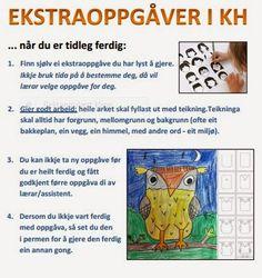 Ein blogg om kunst og håndverk-prosjekt frå 1. - 7. trinn. Terese Eikefjord. Brandsøy skule. Håndverk. Visuell kommunikasjon. Design. Arkitektur.
