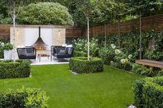 Kate Gould Gardens - Kensington Contemporary Garden