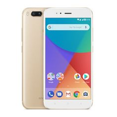 Shop for best gold eu [Global Version] Xiaomi Mi A1 4G Smartphone 5.5 inches 4GB RAM + 64GB ROM from Tomtop.com at fast shipping. Various discounts are waiting for You!