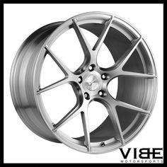 160 best bmw images bmw models carbon fiber bmw x5 Palmetto M4 20 vs f ed vs02 brushed concave wheels rims fits bmw f10 m5