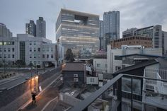 David Chipperfield . Amorepacific Headquarters . Seoul  (3)