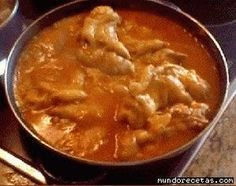 Spanish Kitchen, Spanish Food, Spanish Recipes, Pig Feet Recipe, Meat Steak, Mexican Food Recipes, Ethnic Recipes, Canapes, Steak Recipes