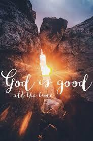 Resultado de imagen para god is good