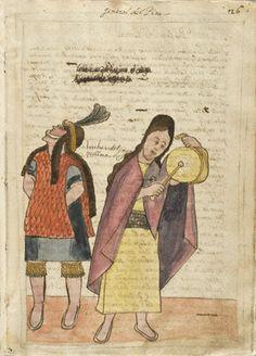 Dedica numerosas páginas a las leyendas, como el romance del pastor Aqoytrapa y Chukillanto, la virgen del Sol. Sin embargo, es notable su versión de la sociedad andina.