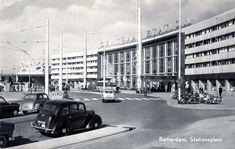 Rotterdam stationsplein