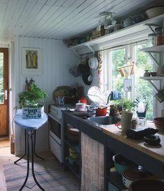 General kitchen clutter!