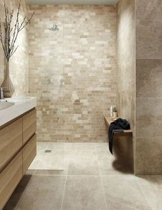 Beige and white bathroom beige and white bathroom decorating ideas beige bathroom ideas beautiful ideas beige Cream Bathroom, Beige Bathroom, Bathroom Interior, Small Bathroom, Travertine Bathroom, Bathroom Flooring, Bathroom Wall Tiles, Zen Bathroom Decor, Marble Bathrooms