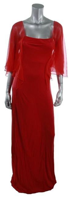 Catherine Malandrino Red Dress. Free shipping and guaranteed authenticity on Catherine Malandrino Red Dress at Tradesy. CATHERINE MALANDRINO 9714 NEW Womens Red Silk Slee...