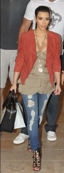 Shoes - Givenchy Necklace - Chanel Jeans - Siwy Purse - Jimmy Choo