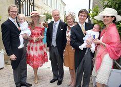 Archduchess Kathleen, Archduchess Marie Astrid and Archduchess Adelaide, May 23, 2015