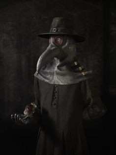 Plague Doctor, by Erwin Olaf