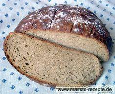 Rezept Bauernbrot mit Hefe auf Mamas Rezepte Homepage
