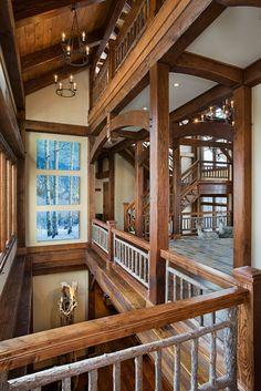 Custom Woodhouse - Douglas Fir Frame