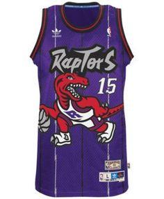 8b33722edae ... adidas Mens Vince Carter Toronto Raptors Swingman Jersey - Purple XXL Toronto  Raptors 15 ...